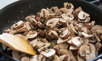 Говяжья вырезка с грибами - фото шаг 6