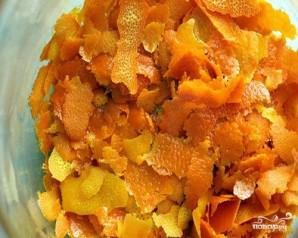 Компот из апельсинов - фото шаг 1
