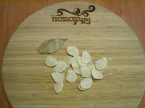 Маринованная капуста со свеклой - фото шаг 2