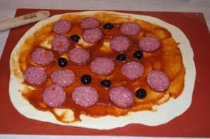 Супер-пицца - фото шаг 3
