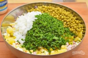 Салат из мяса - фото шаг 11