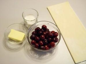 Десерт из слоеного бездрожжевого теста - фото шаг 1