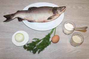 Рыбные ёжики - фото шаг 1