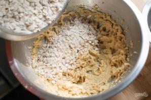 Печенье с геркулесом - фото шаг 1