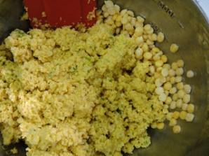 Котлеты из гороха вегетарианские - фото шаг 4