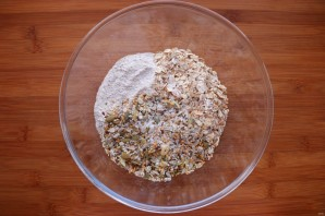 Злаковые хлебцы - фото шаг 2