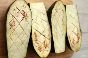 Запеченные баклажаны в духовке - фото шаг 1