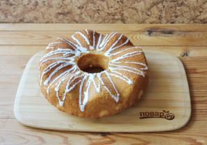 Лимонный кекс на кефире - фото шаг 9