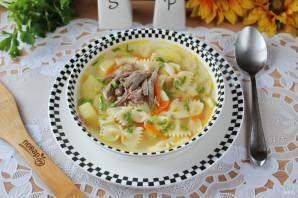 Суп из шеи индейки - фото шаг 11