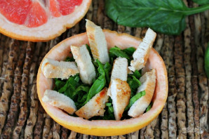 Карибский салат - фото шаг 5