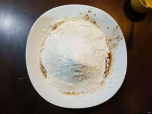 Пряничное тесто - фото шаг 4