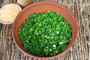 Чуду с зеленым луком - фото шаг 4