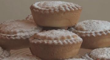 Рождественские корзиночки (печенье) - фото шаг 5
