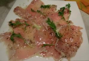 Карпаччо из свинины - фото шаг 3