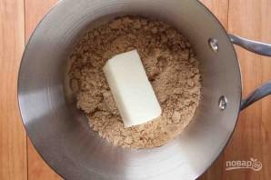 Тонкое овсяное печенье - фото шаг 1
