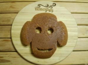 Банановый торт Обезьянка - фото шаг 14