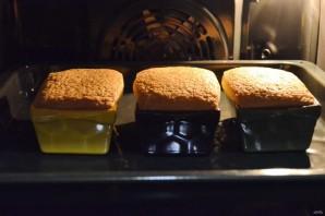 Манник с бруснично-медовым соусом - фото шаг 9
