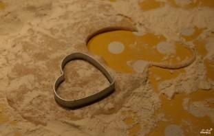 Быстрое постное печенье - фото шаг 2