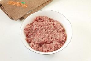 Макароны с мясом под соусом - фото шаг 2