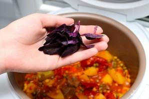 Говядина с овощами в мультиварке - фото шаг 2