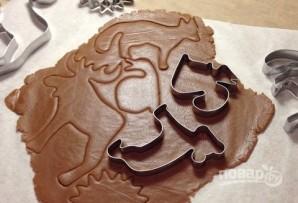 Рождественское имбирное печенье - фото шаг 5