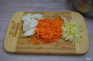 Перец с фаршем и рисом - фото шаг 5