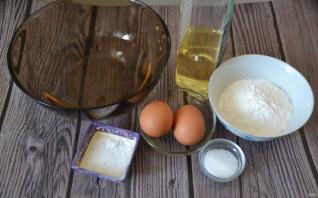 Рисовые блины без молока - фото шаг 1