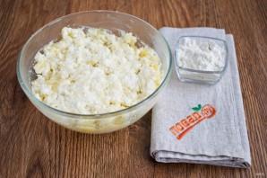 Картофельные сырники - фото шаг 3