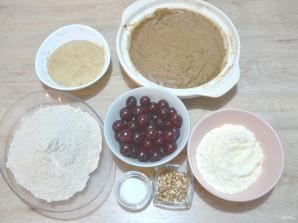 Вишневый хлеб - фото шаг 1