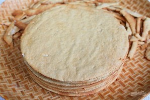 Арахисовый торт - фото шаг 13