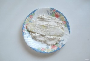 Баклажаны в яйце - фото шаг 4