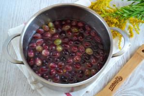 Виноград на зиму - фото шаг 4
