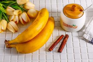 Банановый настой с корицей - фото шаг 1
