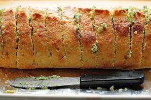 Хлеб с артишоками, сыром и чесноком - фото шаг 6