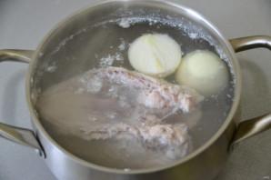 Куриный суп по Дюкану - фото шаг 3