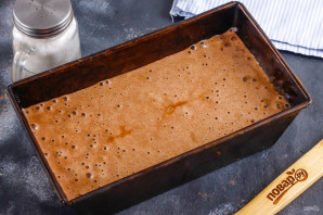 Шоколадный кекс без глютена