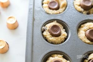 Быстрое печенье с шоколадом - фото шаг 3