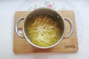Китайский суп с лапшой - фото шаг 9