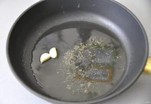 Мильфей с мясом, гречкой и овощами - фото шаг 12