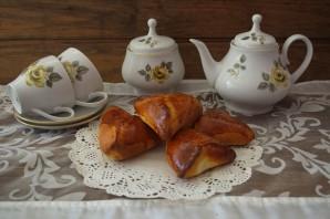 Дрожжевые пирожки с капустой - фото шаг 8