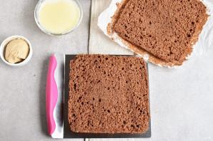 Торт с безе - фото шаг 6