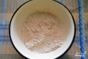 Хлеб на кефире в духовке - фото шаг 1
