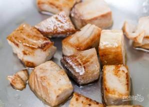 Рыбный салат - фото шаг 3