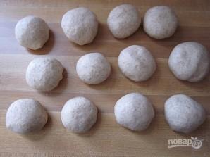 Тортилья из пшеничной муки - фото шаг 5