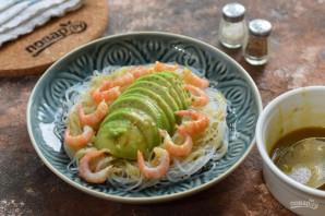 """Салат """"Эби авокадо"""" - фото шаг 8"""