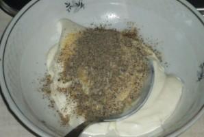 Свинина в духовке с сыром - фото шаг 5