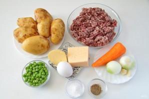 Пастушья запеканка с сыром - фото шаг 1