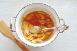 Карамельное варенье из яблок - фото шаг 11