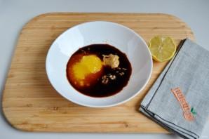 Простой маринад для курицы из меда и горчицы - фото шаг 2
