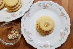 Печенье с белым шоколадом - фото шаг 9